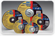 Norton depressed center wheels
