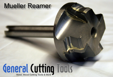 Mueller Reamer for deflashing